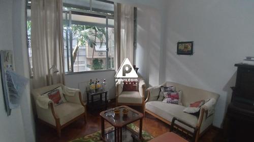 Apartamento À Venda, 2 Quartos, 1 Vaga, Leblon - Rio De Janeiro/rj - 25447