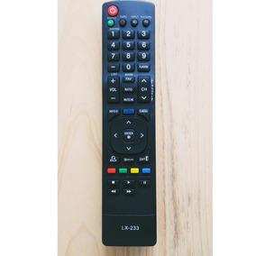 Combo Controle Remoto Tv Lg Lcd Hdsmart Akb73275616 C/pilhas