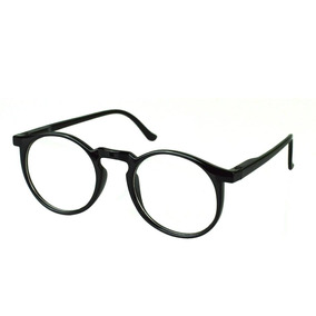 2c0644b17 Oculos Redondo Sem Grau Preto - Óculos no Mercado Livre Brasil