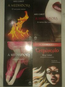 A Mediadora - Meg Cabot ( Lote Com 4 Livros )