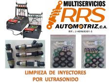 Limpieza De Inyectores Por Ultrasonido