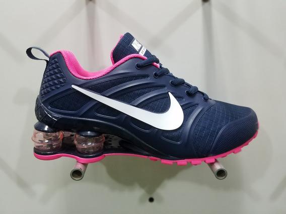 Nuevos Zapatos Nike Air Shox 2018 Para Damas 36-39 Eur