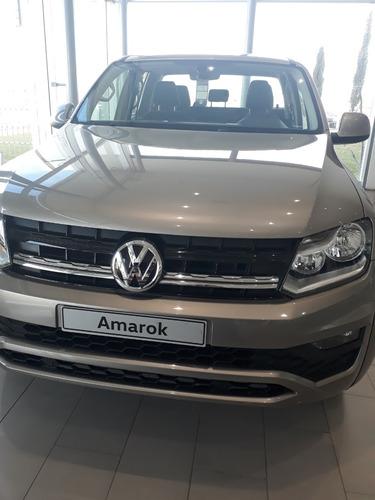 Volkswagen Amarok 2.0 Cd 180 Cv Comfort 4x2 En Stock Jc