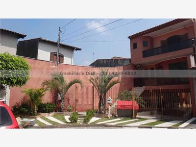 Sobrado - Parque Selecta - Sao Bernardo Do Campo - Sao Paulo   Ref.: 12811 - 12811