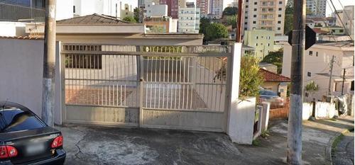 Imagem 1 de 4 de Terreno Residencial À Venda, Baeta Neves, São Bernardo Do Campo - Te3651. - Te3651