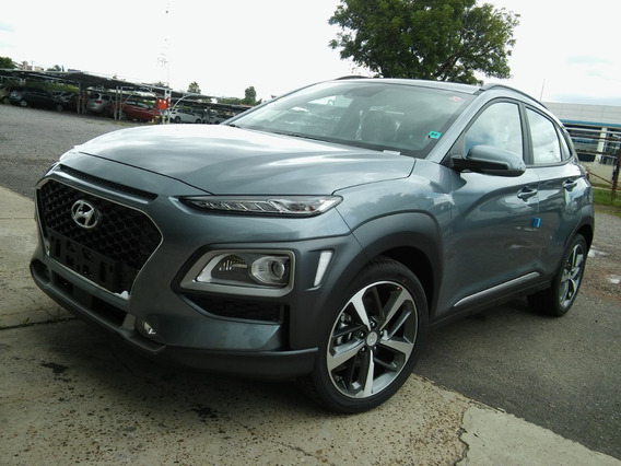 Hyundai Kona Safety+ 1.6 Turbo Fwd - Bonificada
