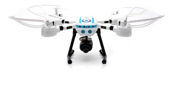 Drone Visualização Ao Vivo Pelo Celular Com Câmera Wifi S6