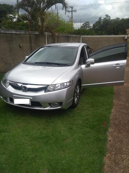 Honda Civic, 2011, Lxl Se, 1.8, Couro, Ar, 4 Pneus Novos