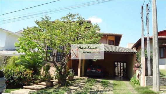 Sobrado Com 4 Dormitórios À Venda, 264 M² Por R$ 850.000 - Condomínio Recanto Dos Paturis - Vinhedo/sp - So0413