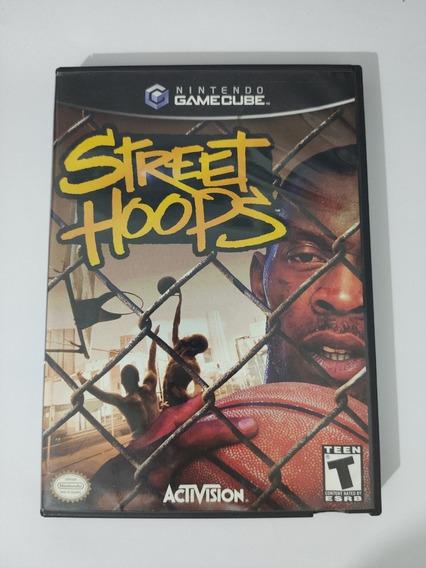Street Hoops - Nintendo Game Cube