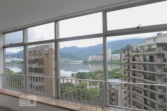 Apartamento Para Aluguel - Lagoa, 4 Quartos, 170 - 893016031