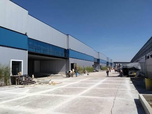 Se Renta Excelente Nave Industrial Nueva En Toluca