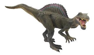 Figura Dinosaurio Espinosaurio Grande Detalle Pintura Espino
