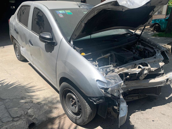 Renault Chocado Logan Alta Motor 1.6 Con 04