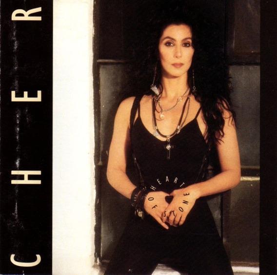 Cher - Heart Of Stone / Cd Importado De Usa Excelente Estado