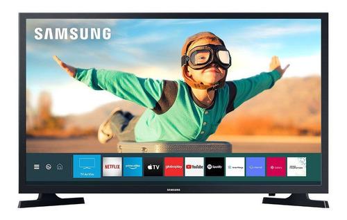 Imagem 1 de 4 de Smart Tv Samsung 32 Hd Wi-fi Hdmi Usb Lh32betblggxzd