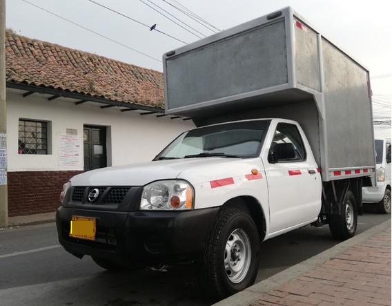 Nissan Frontier 80mil Km, Gas, Furgon, Excelente Estado