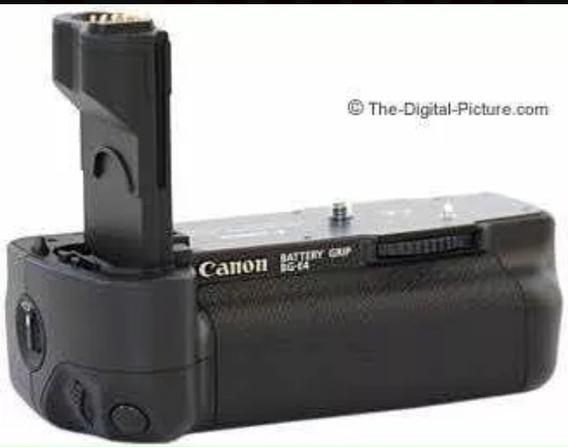 Canon Batery Grip Bg E4 Para 5d Clássica Mark I