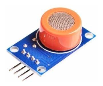 Sensor De Álcool Detecção De Gás Mq-3
