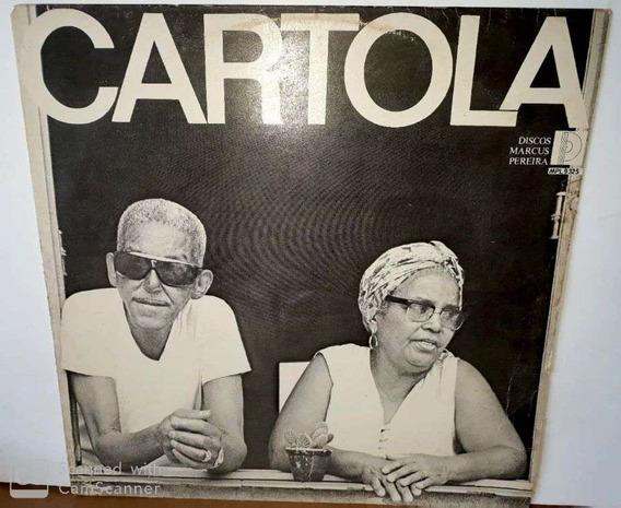 Lp Cartola- O Mundo É Um Moinho ( 1ª Edição-1976)