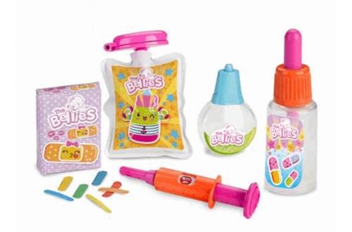 Muñecos Bebés The Bellies - Kit De Emergencia