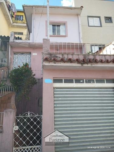 Imagem 1 de 15 de Terreno Com 2 Casas No Jardim São Paulo! - 10135-1