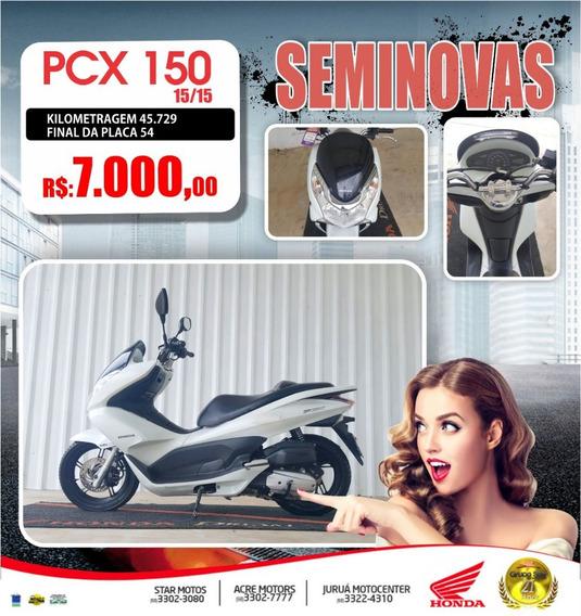 Motos Pcx 150 - 2015