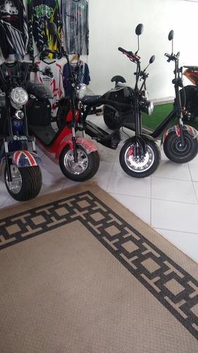 Motochefe M3 Moto Elétrica Pronta Entrega