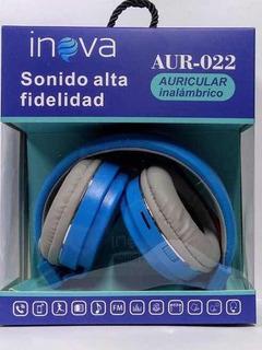 Auricular Inova Inalámbrico Bluetooth Aur-022