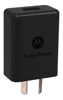 Cargador Turbo Power Motorola Carga Rapida 100% Original