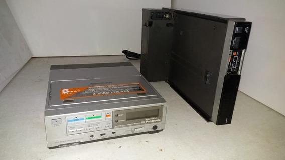 Vídeo Cassete Panasonic Modelo Pv-8000