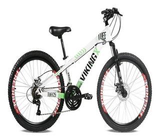 Bicicleta 26 Freeride Vikingx 21v Rapid Fire Shimano
