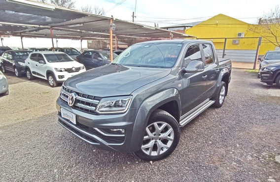 Volkswagen Amarok V6 4x4 Highline At 8