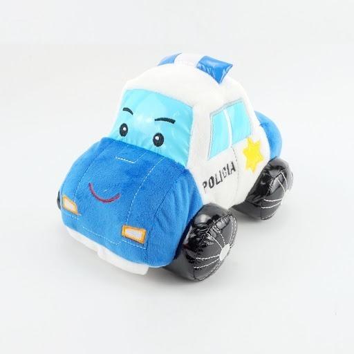 Auto Policia Patrulla Con Sonido De Peluche Woody Toys @ Mca