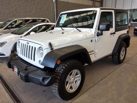 Jeep Wrangler 3.6 Sport X 4x4 Mt 2014