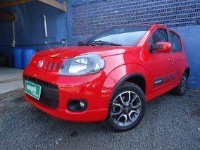 Fiat Uno Sporting Creative 5pts 1.4 8v 2012