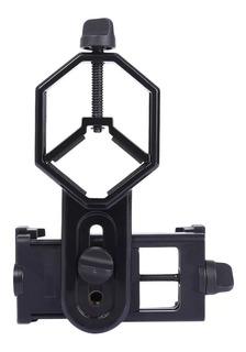 Adaptador Celular Universal Monocular Telescopio Microscopio