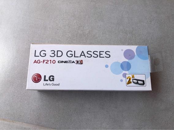 Óculos Lg 3d Ag-f210