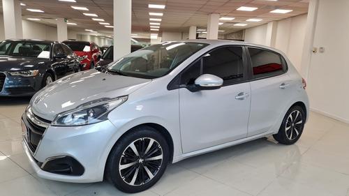 Peugeot 208 1.2 2017 Impecable Estado!!! ((gl Motors))