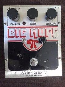 Pedal Electro Harmonix Big Muff - C/ Mod