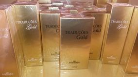 02 Perfumes Traduções Gold, Qualquer Número!!