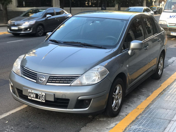 Nissan Tiida 1.8 Visia Plus 2009