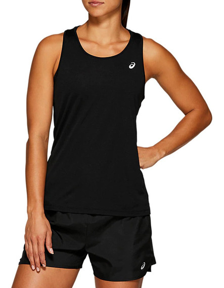 Musculosa Asics Silver Tank Mujer 2012a053001
