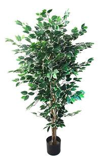 Arbol Planta Artificial Ficus 1.52 M Decoracion Pure Garden