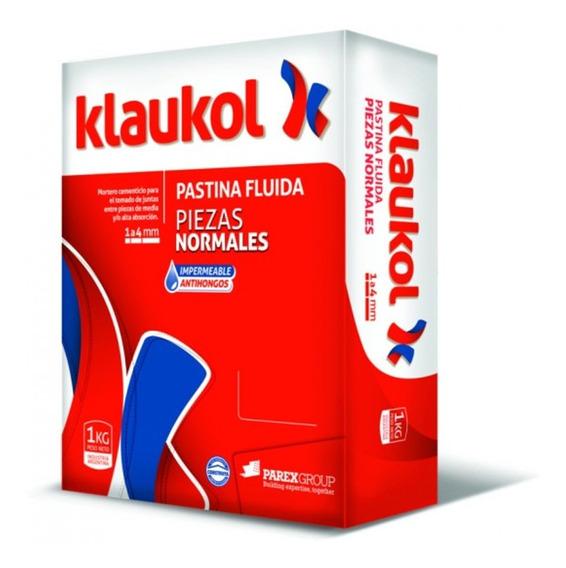 Pastina Normal Fluida Impermeable Antihongo (1 Kg) Klaukol