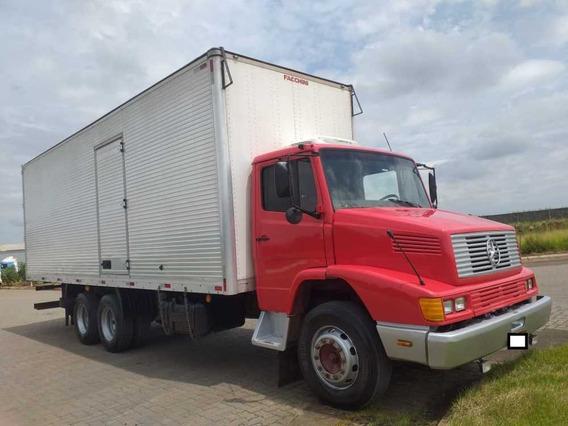 Mb 1618 Truck Bau Reduzido