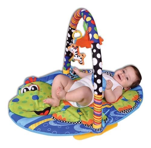 Mi Primer Gimnasio Para Bebe Dolce Gambino Ditoys Original