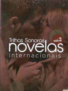 Dvd Trilhas Sonoras - Novelas Internacionais Vol.2 - Novo***