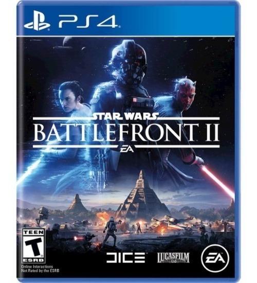 Star Wars Battlefront 2 Ps4 Mídia Física Lacrado Dublado Br