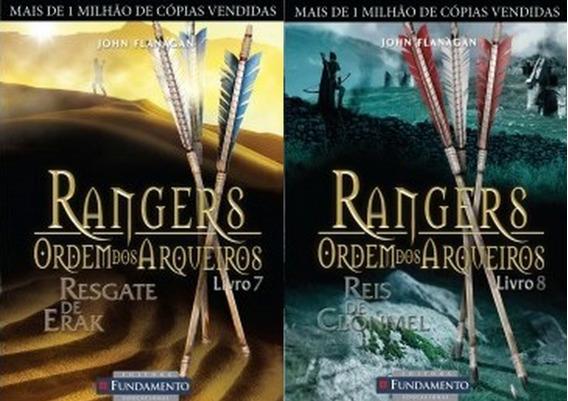 Rangers Ordem Dos Arqueiros Volumes 7 E 8